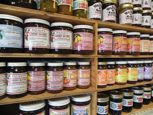 Locally Made Fruit Butters