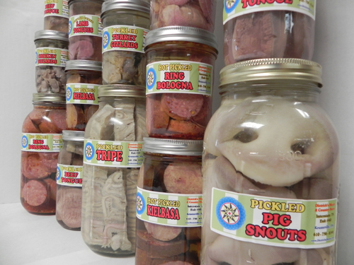 Pickled Meats